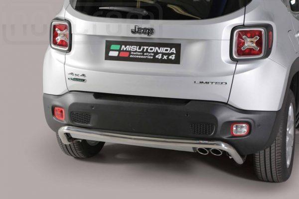 Jeep Renegade 2014 2017 - Hátsó lökhárító - mt-229