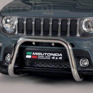 Jeep Renegade 2018 2019 - EU engedélyes Gallytörő rács - U alakú - mt-157