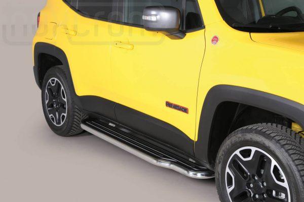 Jeep Renegade Trailhawk 2014 - Lemezbetétes oldalfellépő - mt-221