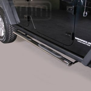 Jeep Wrangler 2011 - Ovális oldalfellépő - mt-192