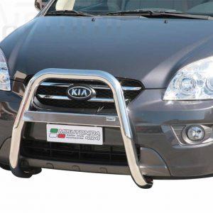 Kia Carens 2008 - EU engedélyes Gallytörő rács - magasított - mt-214