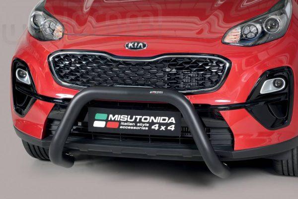 Kia Sportage 2018 - U alakú EU engedélyes Gallytörő rács - mt-162