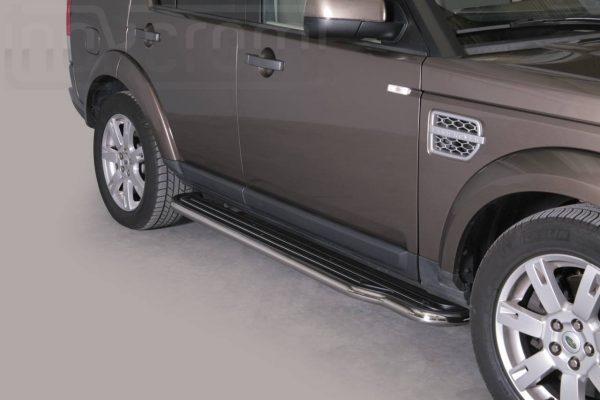 Land Rover Discovery 4 2012 - Lemezbetétes oldalfellépő - mt-221