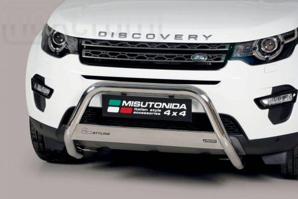 Land Rover Discovery Sport 5 2018 - EU engedélyes Gallytörő rács - mt-133
