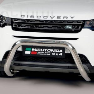 Land Rover Discovery Sport 5 2018 - EU engedélyes Gallytörő rács - U alakú - mt-157