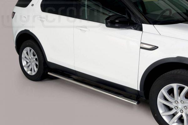 Land Rover Discovery Sport 5 2018 - Ovális oldalfellépő - mt-192