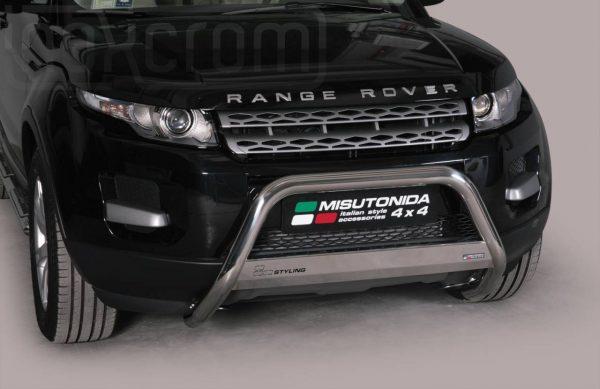 Land Rover Evoque 2011 2015 - EU engedélyes Gallytörő rács - mt-133