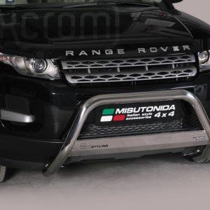 Land Rover Evoque 2011 2015 - EU engedélyes Gallytörő rács - mt-219