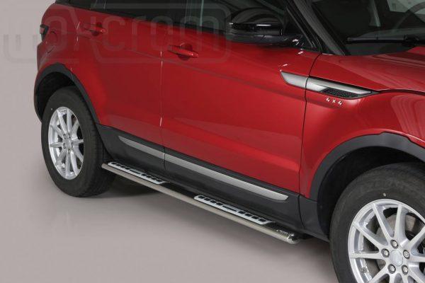 Land Rover Evoque 2016 - ovális oldalfellépő betéttel - mt-111