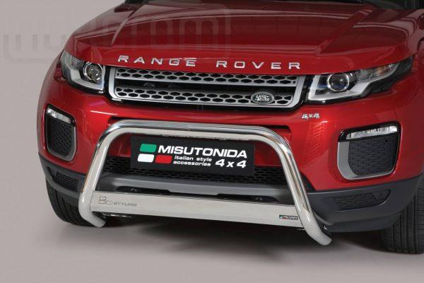 Land Rover Evoque 2016 - EU engedélyes Gallytörő rács - mt-133