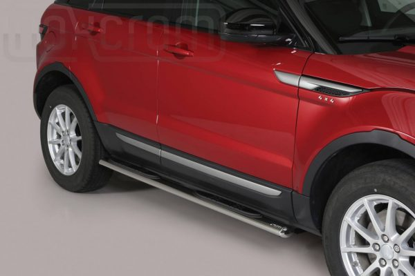 Land Rover Evoque 2016 - Ovális oldalfellépő - mt-192