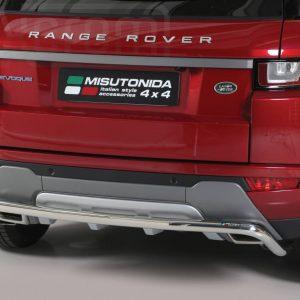 Land Rover Evoque 2016 - Hátsó lökhárító - mt-229