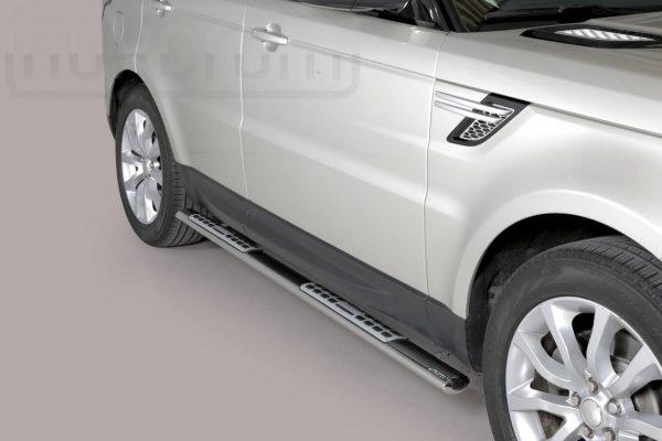 Land Rover Range Rover Sport 2014 2017 - ovális oldalfellépő betéttel - mt-111