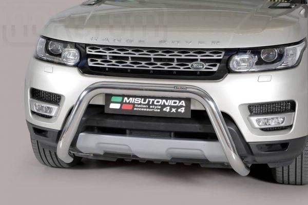 Land Rover Range Rover Sport 2014 2017 - EU engedélyes Gallytörő rács - U alakú - mt-157