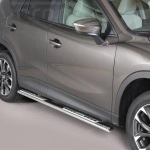 Mazda Cx5 2015 2016 - ovális oldalfellépő betéttel - mt-111