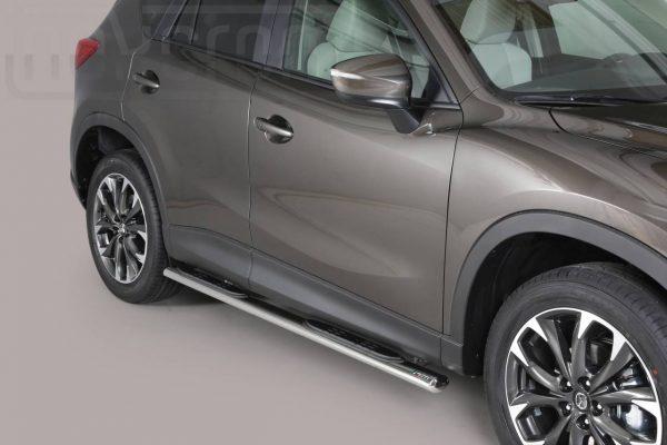 Mazda Cx5 2015 2016 - Ovális oldalfellépő - mt-192