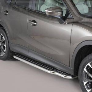 Mazda Cx5 2015 2016 - Lemezbetétes oldalfellépő - mt-221