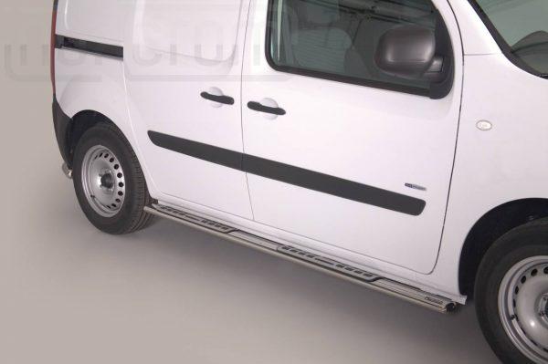 Mercedes Citan 2012 - ovális oldalfellépő betéttel - mt-111