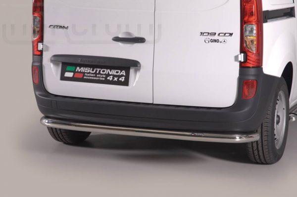 Mercedes Citan 2012 - Hátsó lökhárító - mt-229