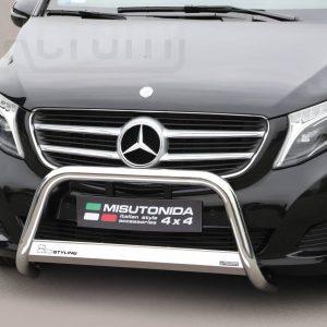 Mercedes Class V 2014 - EU engedélyes Gallytörő rács - mt-133