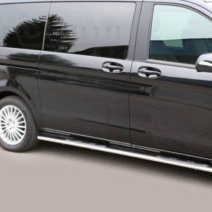 Mercedes Class V 2014 - Ovális oldalfellépő - mt-192