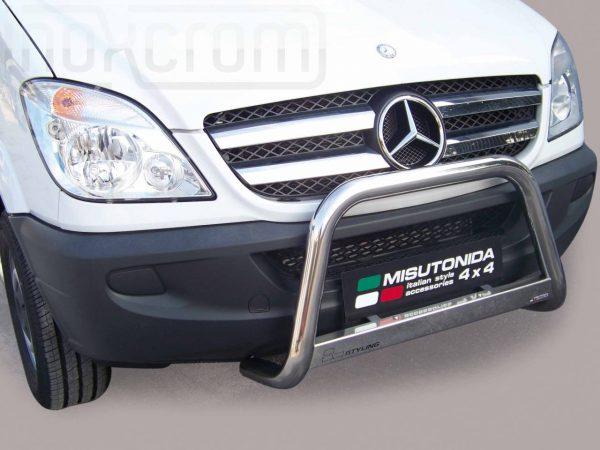 Mercedes Sprinter 2007 2012 - EU engedélyes Gallytörő rács - mt-133