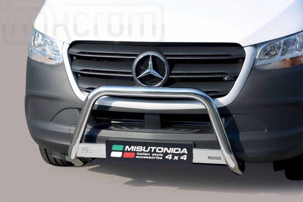 Mercedes Sprinter 2018 - EU engedélyes Gallytörő rács - mt-133