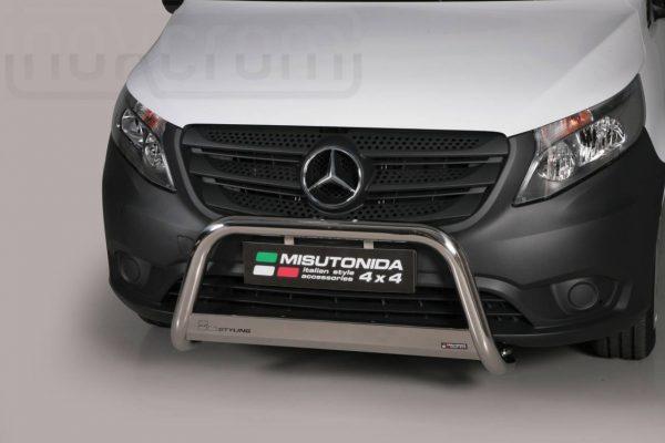 Mercedes Vito Viano 2015 - EU engedélyes Gallytörő rács - mt-133