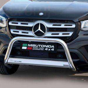Mercedes X Class 2017 - EU engedélyes Gallytörő rács - mt-133