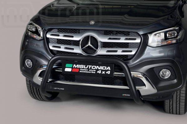 Mercedes X Class 2017 - EU engedélyes Gallytörő rács - mt-141