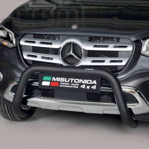 Mercedes X Class 2017 - U alakú EU engedélyes Gallytörő rács - mt-166
