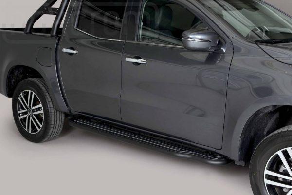 Mercedes X Class 2017 - Lemezbetétes oldalfellépő - mt-225