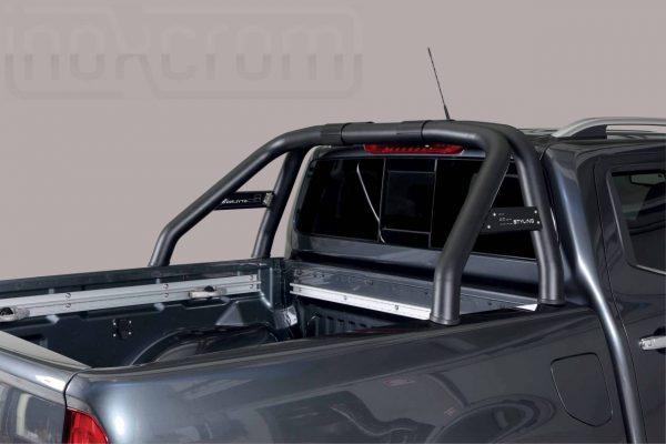 Mercedes X Class 2017 - Dupla borulásvédő - összekötővel rövid - mt-244