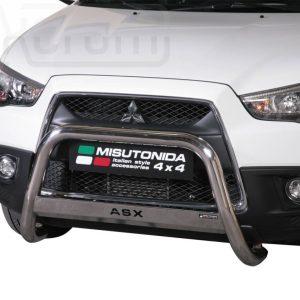 Mitsubishi Asx 2010 2011 - EU engedélyes Gallytörő rács - feliratos - mt-153