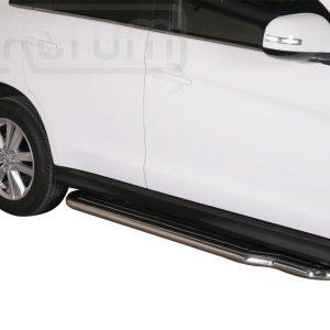 Mitsubishi Asx 2010 2011 - Lemezbetétes oldalfellépő - mt-221