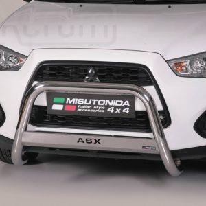 Mitsubishi Asx 2012 2016 - EU engedélyes Gallytörő rács - feliratos - mt-153