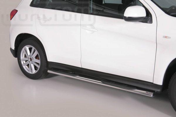 Mitsubishi Asx 2012 2016 - Ovális oldalfellépő - mt-192