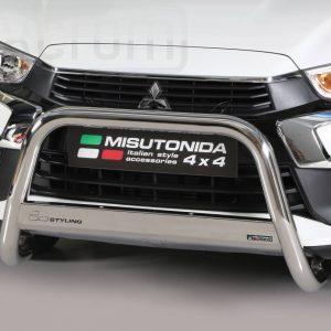 Mitsubishi Asx 2017 2019 - EU engedélyes Gallytörő rács - mt-133