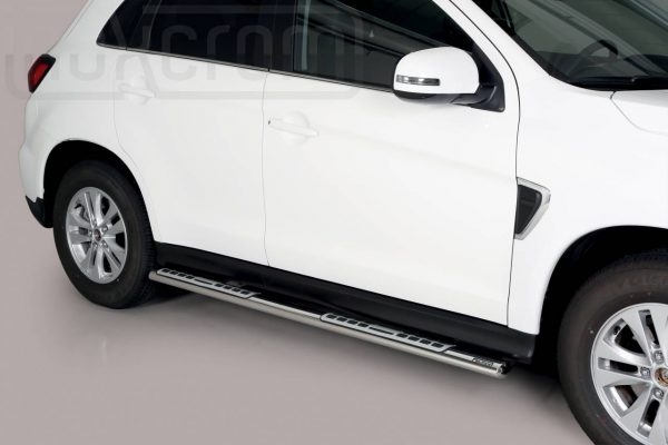 Mitsubishi Asx 2020 - ovális oldalfellépő betéttel - mt-111