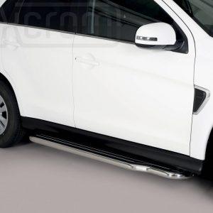 Mitsubishi Asx 2020 - Lemezbetétes oldalfellépő - mt-221