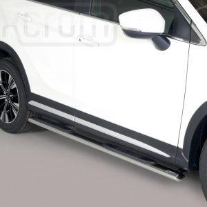 Mitsubishi Eclipse Cross 2018 - Ovális oldalfellépő - mt-192