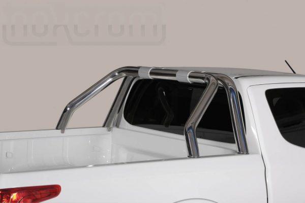Mitsubishi L200 Club Cab 2015 - Szimpla borulásvédő - mt-246