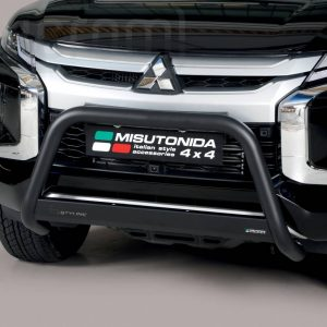Mitsubishi L200 Double Cab 2019 - EU engedélyes Gallytörő rács - mt-152
