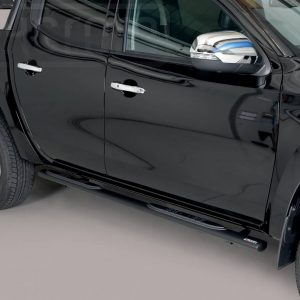 Mitsubishi L200 Double Cab 2019 - Ovális oldalfellépő - mt-197