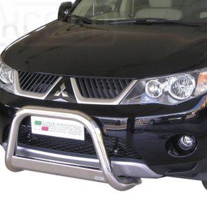Mitsubishi Outlander 2007 2009 - EU engedélyes Gallytörő rács - mt-133