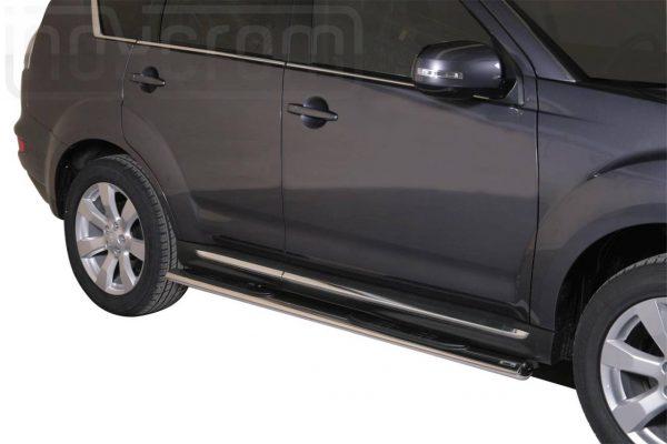 Mitsubishi Outlander 2010 2012 - Ovális oldalfellépő - mt-192
