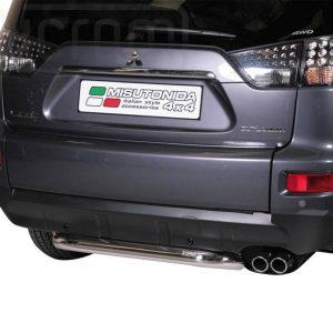 Mitsubishi Outlander 2010 2012 - Hátsó lökhárító - mt-229