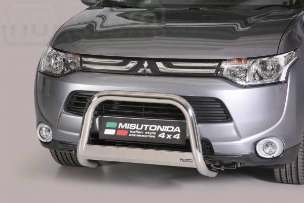 Mitsubishi Outlander 2013 2015 - EU engedélyes Gallytörő rács - mt-133