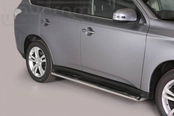 Mitsubishi Outlander 2013 2015 - Ovális oldalfellépő - mt-192