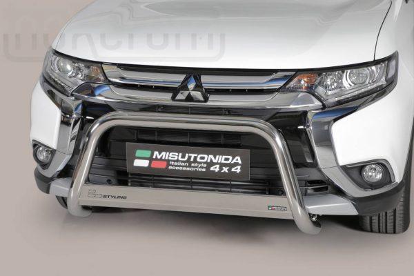 Mitsubishi Outlander 2015 2019 - EU engedélyes Gallytörő rács - mt-133